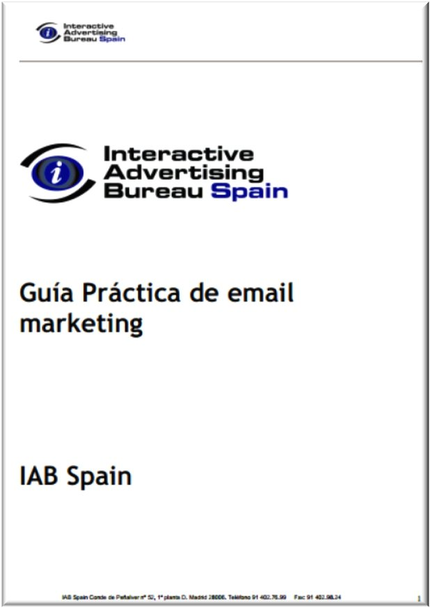 Guía práctica de Email Marketing