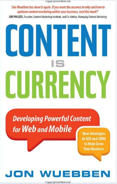 Content is Currency - Developing Powerful