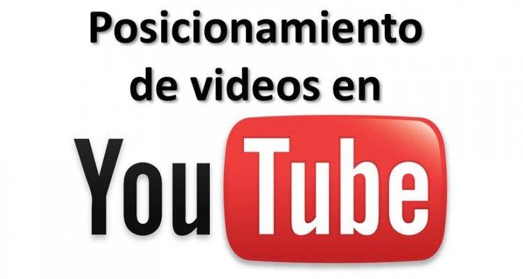 Posicionamiento de videos en YouTube