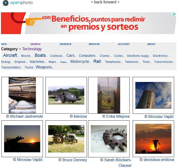 OpenPhoto - JuanCMejia.com