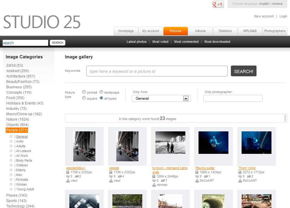 Studio 25 - JuanCMejia.com
