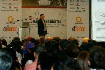 Participación tercer foro de Marketing Digital