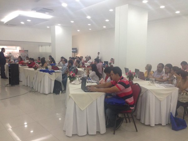 Audiencia evento Cúcuta