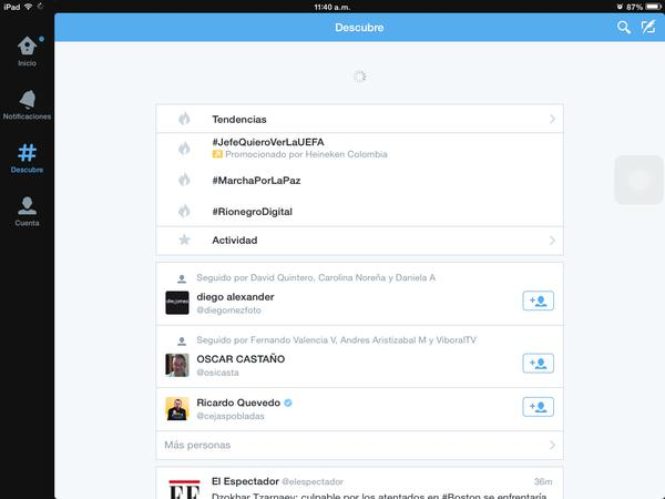 Hashtag del evento se convirtió en Trending Topic