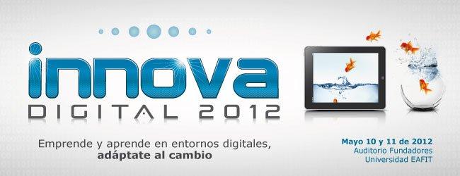 Innova digital 2012