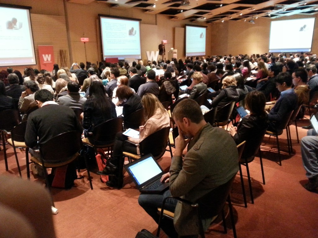 Juan Carlos Mejía Llano conferencista del Webcongress Bogota 2013