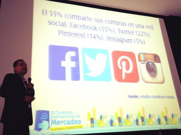 Juan Carlos Mejía en Congreso Internacional de Mercadeo ESUMER4