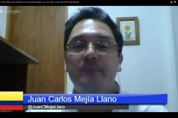 Juan Carlos Mejía Llano hablando de la profesión del Community Manager y su nuevo libro en Martes De Marca