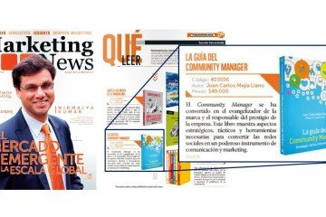 La guía del Community Manager recomendado por Marketing News