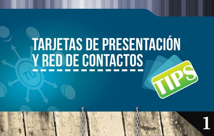 tarjetas de presentación en un mundo digital infografía en español