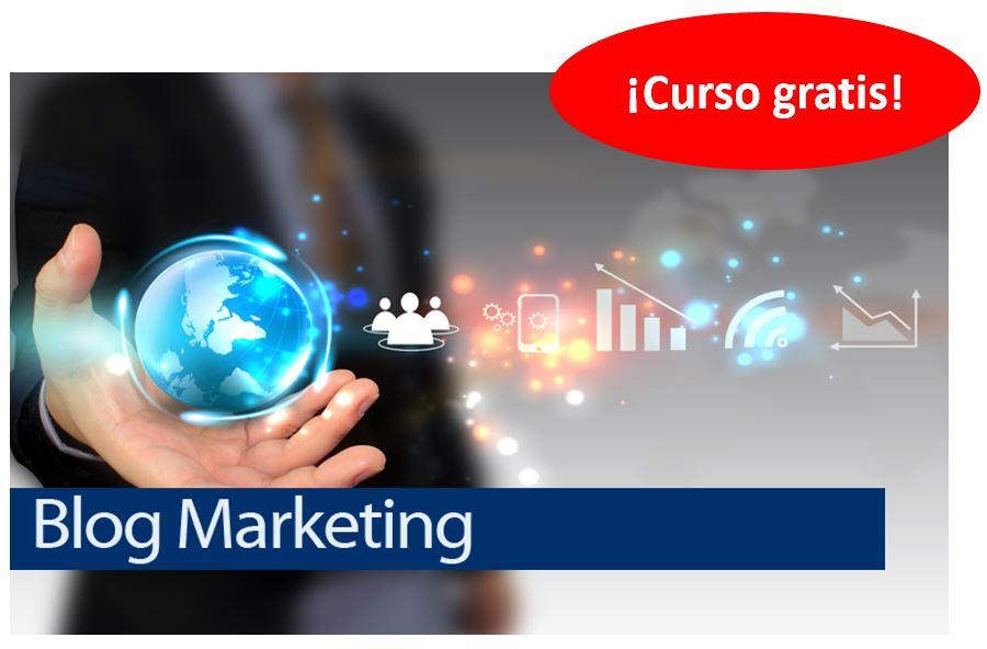 Blog Marketing - Curso gratis