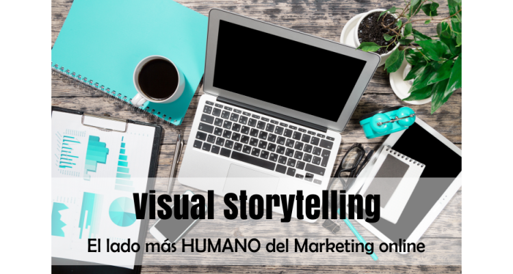 visual storytelling marketing humano