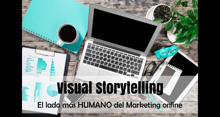 visual storytelling marketing humano