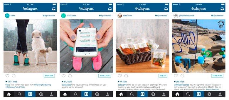 Instagram Ads Slider