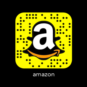 Amazon Código Snapchat