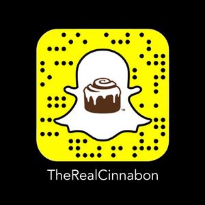 Cinnabon Codigo Snapchat