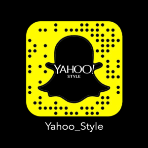 Yahoo Style Código Snapchat