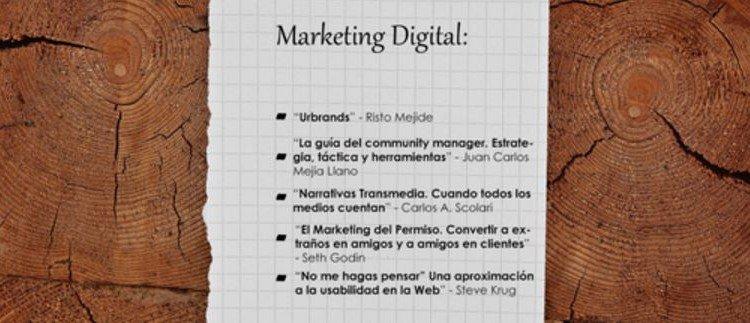 5 mejores libros sobre marketing digital y redes sociales