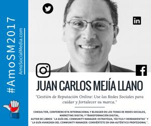 Juan AmoSM2017 2