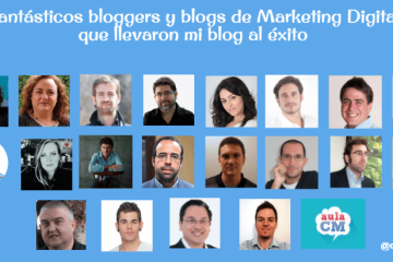 Mejores blogs marketing digital