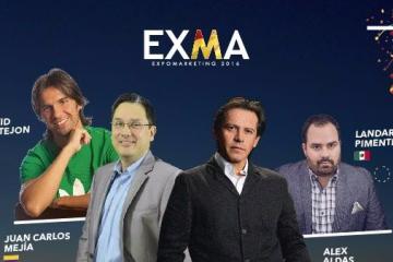 Juan Carlos Mejía en Expomarketing 2016