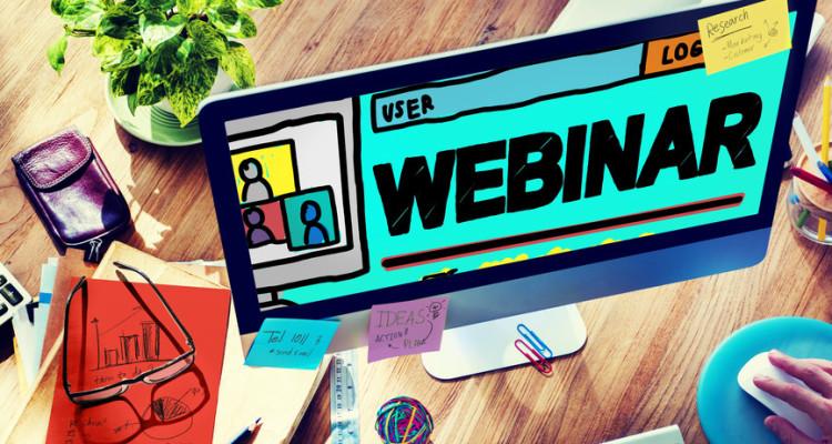 Webinars Marketing de Contenido
