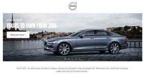 Volvo transformación digital para crecimiento del negocio