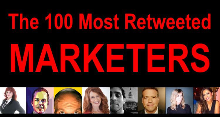100 cuentas de Twitter de Marketing con más retuits