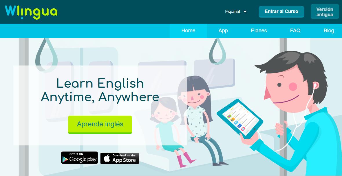 9218622df3 Mejores aplicaciones para aprender Inglés gratis  aprende idiomas ...