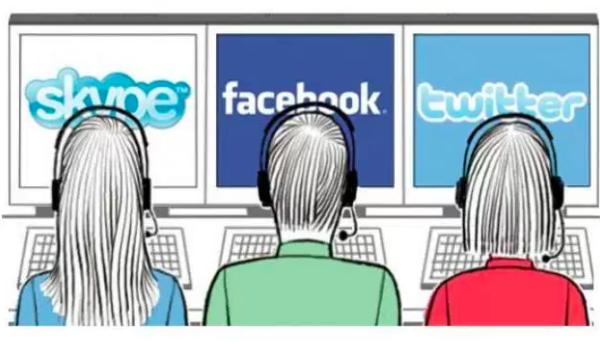 Atención al cliente con Facebook y Twitter