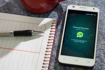 Atención al cliente con WhatsApp.