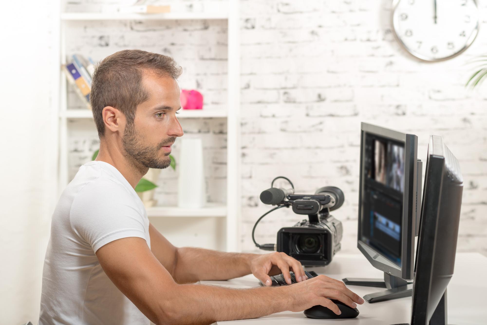 Herramientas de edición de videos