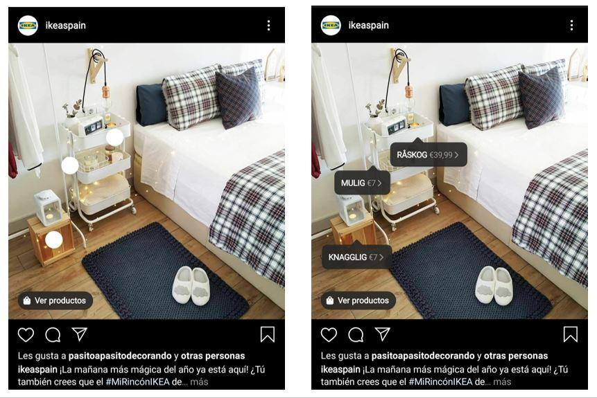 Qué es Instagram Shopping, países en los que funciona y